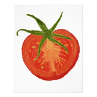 tomate letterhead