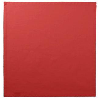 Tomate rojo elegante - el tender del color de la m servilleta