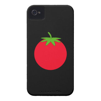 Tomate rojo iPhone 4 cobertura