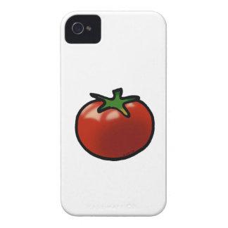 tomate rojo Case-Mate iPhone 4 carcasas