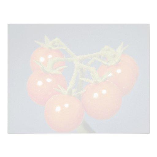 Tomate salvaje (pimpinellifolium del Lycopersicon) Membretes Personalizados