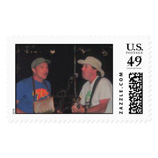 Tomates armoniosos timbre postal