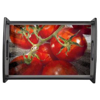 Tomates bandeja