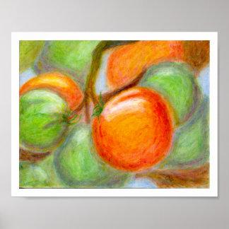 Tomates de Burpee, poster