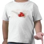 Tomates de cereza 3 camisetas