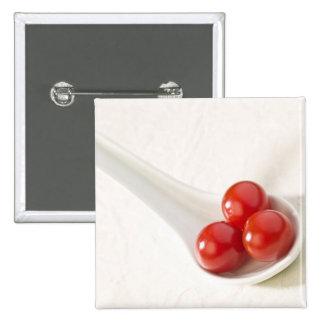 Tomates de cereza 3 pins