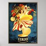 Tomates de Cirio Posters