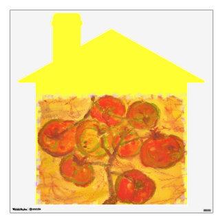 tomates de cosecha propia
