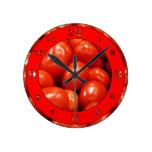 Tomates de Roma Reloj