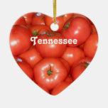 Tomates de Tennessee Adorno
