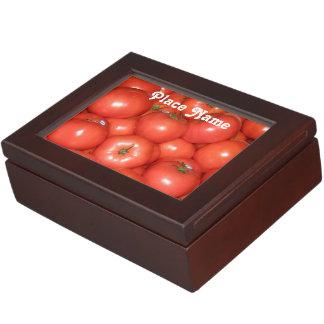 Tomates de Tennessee Cajas De Recuerdos