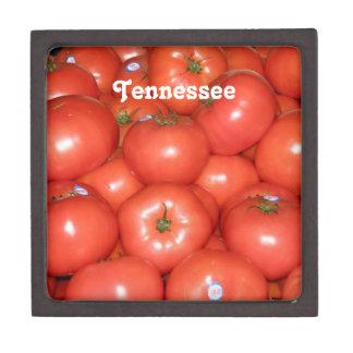Tomates de Tennessee Caja De Joyas De Calidad