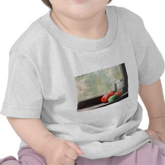 Tomates del Windowsill Camisetas