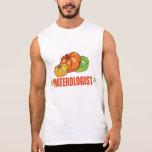 Tomates divertidos camisetas sin mangas