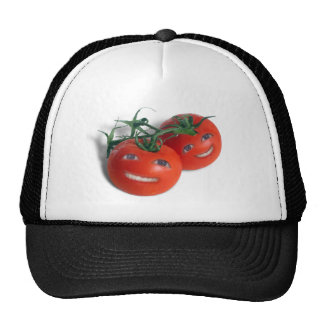 Tomates dulces gorras de camionero