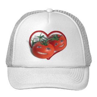 Tomates dulces gorros bordados