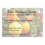 Tomates frescos de la herencia del jardín tarjetas personales