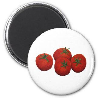 Tomates Imán Redondo 5 Cm