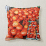 Tomates para la venta almohada