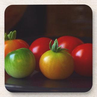 Tomates Posavasos De Bebidas
