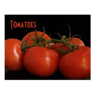 Tomates Tarjeta Postal