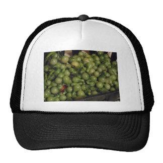 Tomates verdes gorros