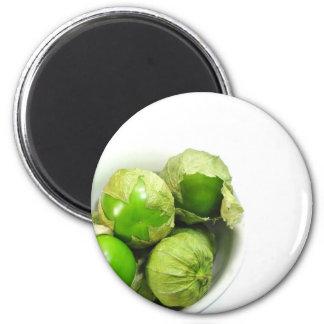 Tomatillo For Salsa Verde Magnet
