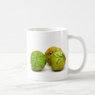 Tomatillo para la salsa Verde Tazas De Café