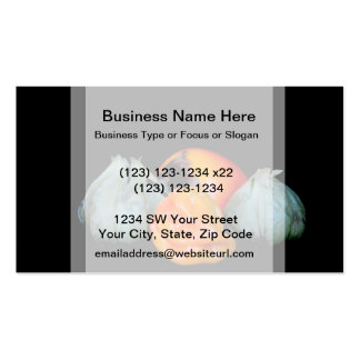 tomatillo pepper persimmon fruit vegetable image business card templates