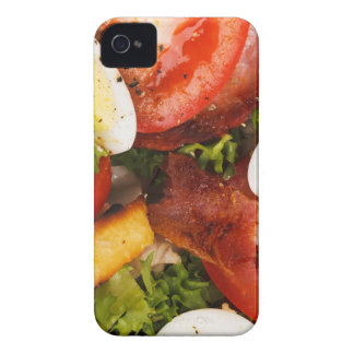 Tomato and Bacon Salad Case-Mate iPhone 4 Case
