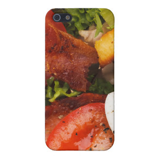 Tomato and Bacon Salad iPhone 5 Cover