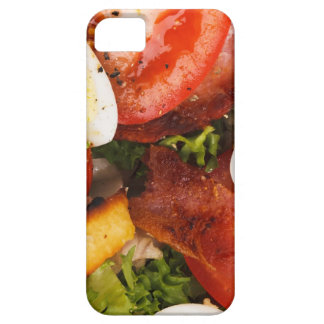 Tomato and Bacon Salad iPhone SE/5/5s Case