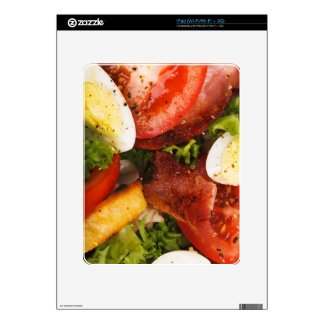 Tomato and Bacon Salad iPad Skin