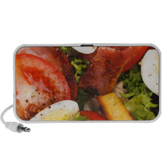Tomato and Bacon Salad Notebook Speaker