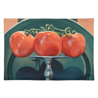 Tomato and Garlic Placemat