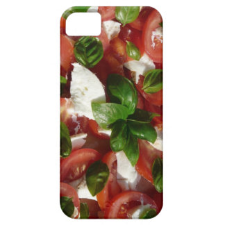 Tomato and Mozzarella Salad iPhone SE/5/5s Case