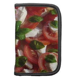 Tomato and Mozzarella Salad Organizers