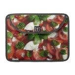 Tomato and Mozzarella Salad Sleeve For MacBooks