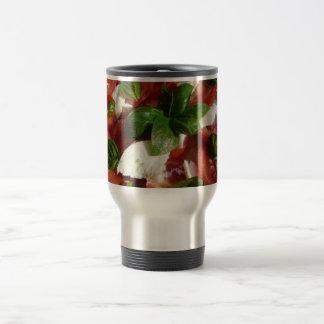 Tomato and Mozzarella Salad Travel Mug