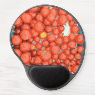 Tomato Batches, Ripe and Juicy Gel Mouse Mats
