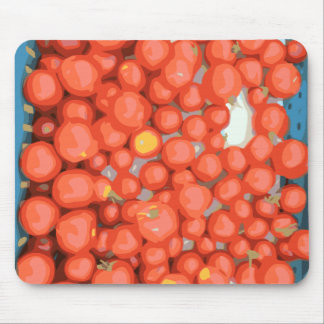 Tomato Batches, Ripe and Juicy Mouse Pads