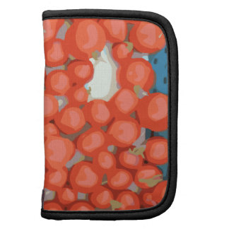 Tomato Batches Ripe and Juicy Folio Planners