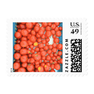 Tomato Batches, Ripe and Juicy Stamp