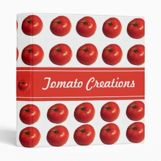 Tomato Creations Binder