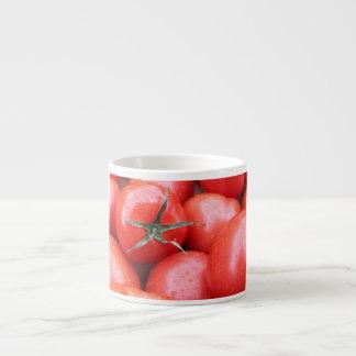 tomato espresso cup