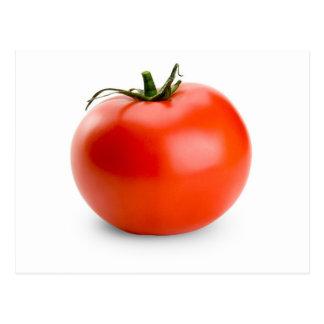 tomato garden fruit postcard