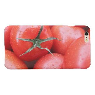 tomato glossy iPhone 6 plus case
