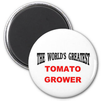 Tomato grower 2 inch round magnet