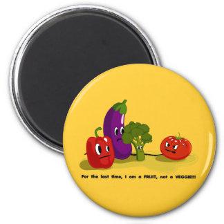 Tomato humor magnet
