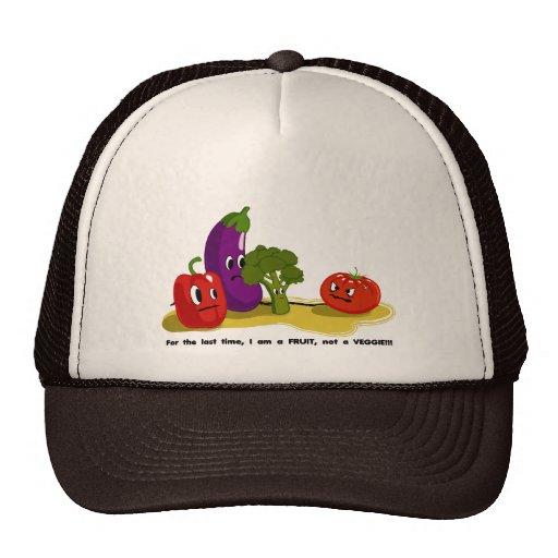 Tomato humor trucker hat